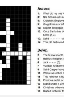 Wie deze kruiswoordpuzzel oplost, maakt kans op een landgoed