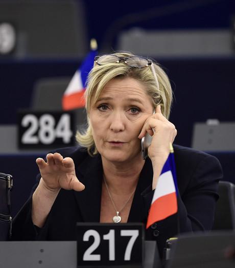 'Le Pen fraudeerde voor 5 miljoen euro'