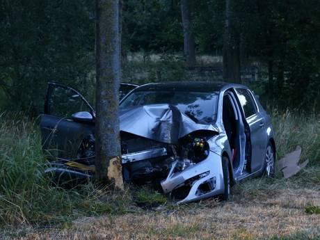 Ongeval Structuurweg in Schijndel; slachtoffer met onbekende verwondingen naar ziekenhuis