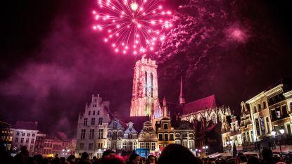 Stad schrapt vuurwerk op Vlaamse en Nationale Feestdag