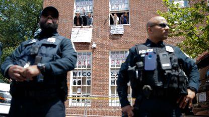 Aanhangers Maduro uit ambassade in VS gehaald