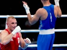 Almelose bokser Müllenberg naar kwartfinale Europese Spelen