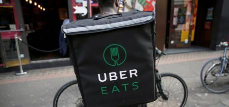 Vanaf nu je Big Mac thuis laten bezorgen: Uber Eats komt naar Alphen en Gouda