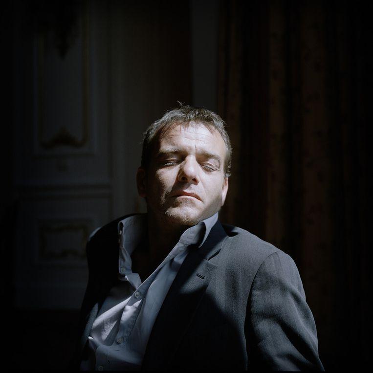 Jeroen Willems in 2008. Beeld Joost van den Broek / de Volkskrant