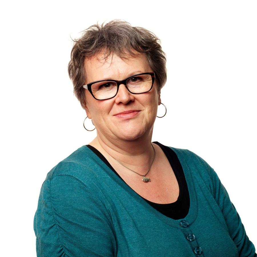Sandra Rientjes is directeur van Wikimedia Nederland