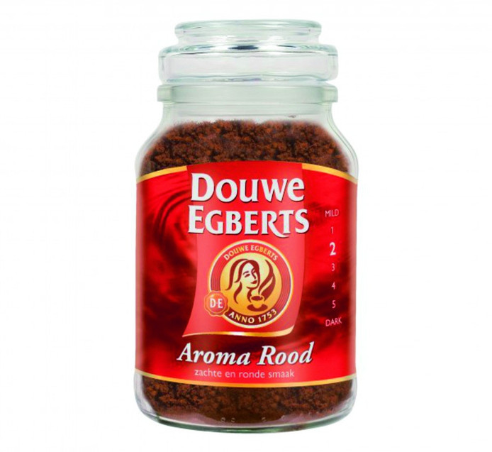 Douwe Egberts koffie.