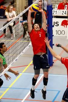 Corona bij volleyballers Taurus: competitiestart tegen SSS uitgesteld