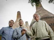 Jong duo transformeert De Drie Kalkovens in Meppel tot Villa Kalkoven
