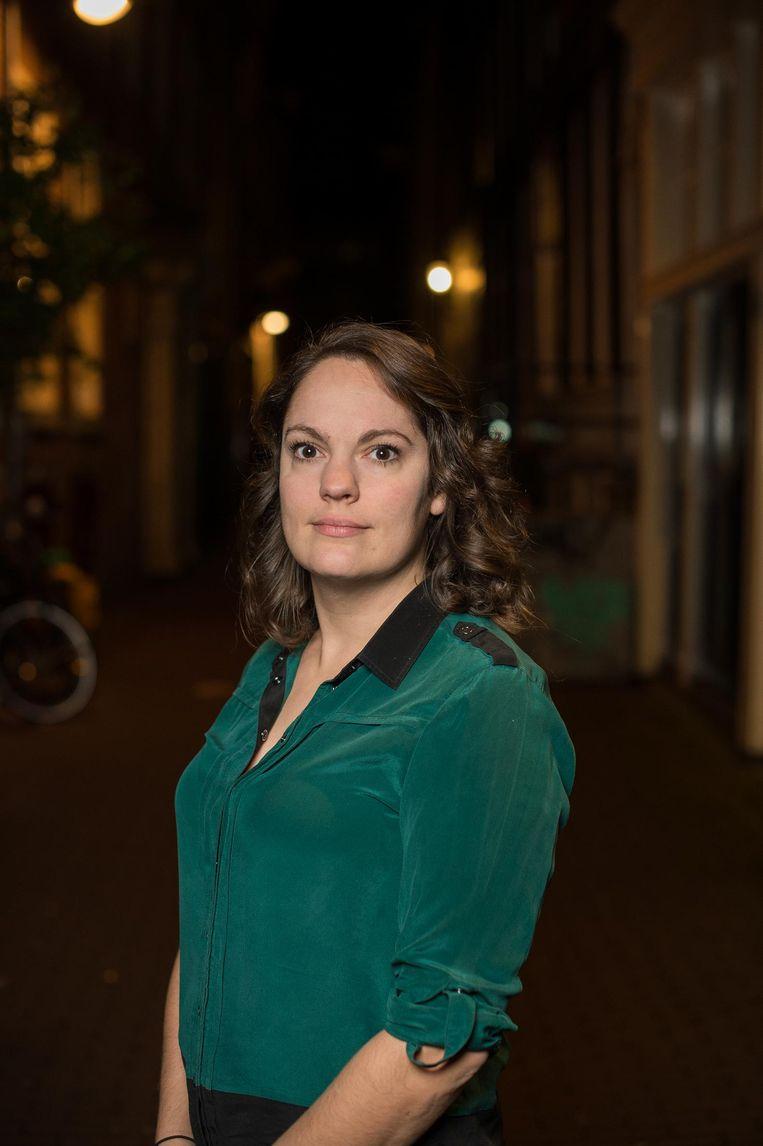 Elise Moeskops van Restaurant Lastage Beeld Mats van Soolingen