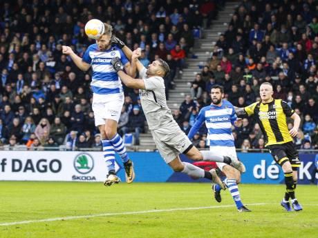 Etemadi: 'Vertrekwens speelde al voor mijn debuut bij De Graafschap'