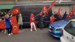 Chaos in Heusden-Zolder na overwinning Erdogan: tientallen pv's uitgedeeld, persfotografen bedreigd