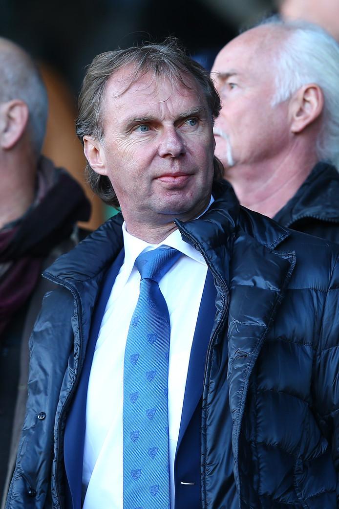 Stan Valckx is manager bij VVV, de ploeg die dit seizoen