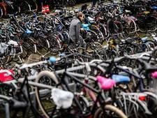 Delftenaren doen de meeste aangiftes van fietsendiefstallen