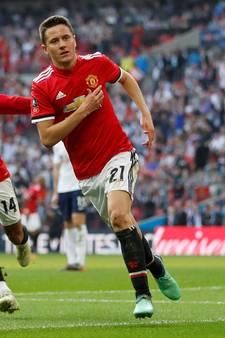 FA Cup-vloek Spurs houdt aan na 20ste finale voor United