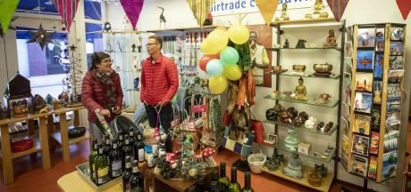 Wereldwinkel Oldenzaal 25 jaar, maar nog niet mega populair
