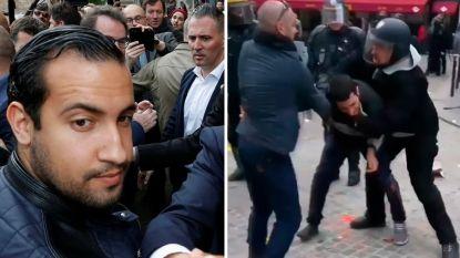 Medewerker Franse president Macron opgepakt