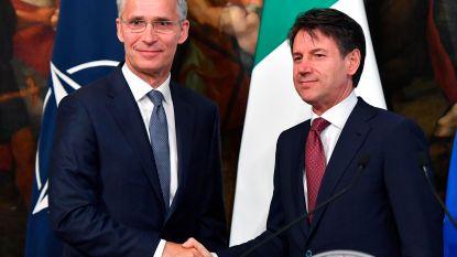 Italië wil NAVO-bijdragen richten op Middellandse Zeegebied