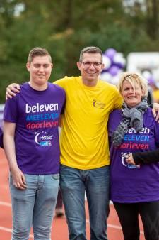 Samen 64.000 euro bij elkaar gelopen voor strijd tegen kanker