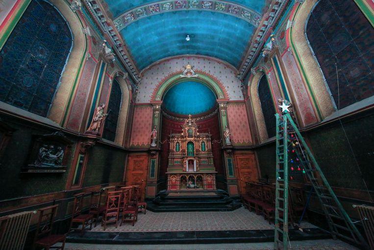 De kapel.