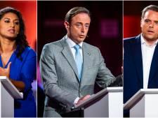 """De Wever kiest voor """"Bourgondische coalitie"""" met sp.a en Open Vld, CD&V is """"zeer verrast"""" en valt uit de boot"""
