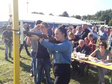 Vrouwen mogen voor het eerst schieten in Diepenheim