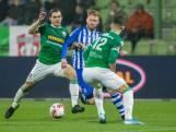 FC Eindhoven blameert zich bij hekkensluiter FC Dordrecht