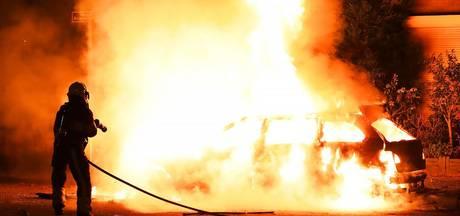 Nergens in Nederland zijn zoveel autobranden als in Brabant: 'Hoogste aantal in 5 jaar'