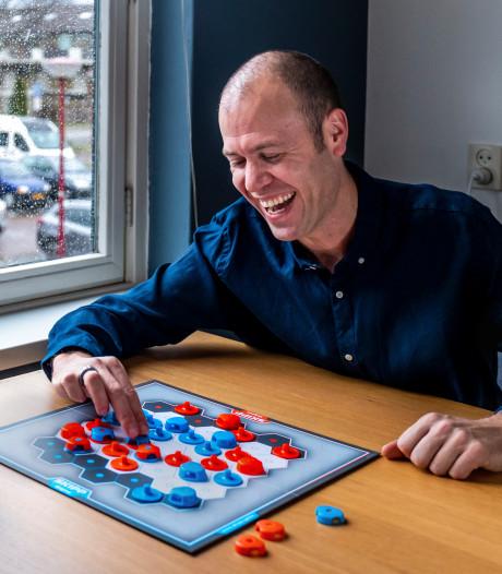 Bordspel Skipp is een mix tussen dammen en schaken