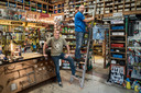 Doe-het-zelf winkel Jaak van Wijck.