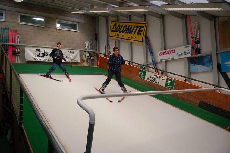 Lissenvijver indoor ski
