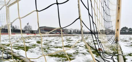 Afgelaste voetbalduels naar 24 februari