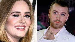 """Vreemde complottheorie steekt alweer de kop op: """"Adele en Sam Smith zijn een en dezelfde persoon"""""""