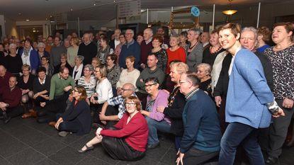 Heilig Hart viert 180 vrijwilligers
