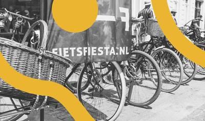 Tweede FietsFiesta in Breda viert 'passie voor de fiets'
