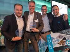 Nemag slaat dubbelslag: het Zierikzeese bedrijf wint de innovatieprijs Emergo én de publieksprijs