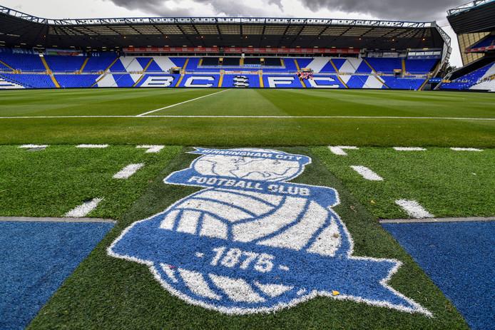 Het St Andrew's Stadium van Birmingham City.