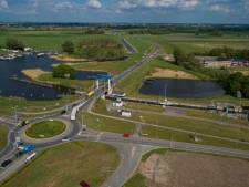Kampen geeft klap op plannen voor herinrichting N307 en de Roggebotsluis