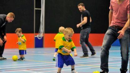 Atletico wil met 'voetjebal' ook de jongste voetbalharten veroveren in Oudenaarde