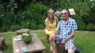 Nadine en Eddy willen tuiniers inspireren met eigen ecologische tuin
