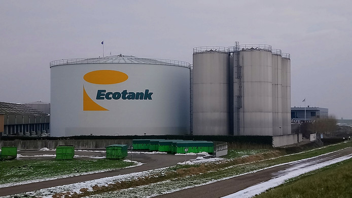 Het Wemeldingse bedrijf Ecotank geeft eenmalig rondleidingen over het terrein.