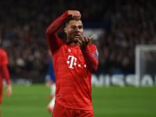 Bayern-aanvaller Gnabry voelt zich op zijn gemak in Londen