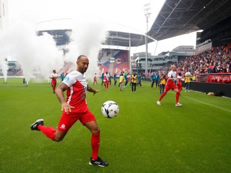 Hitteplan in werking bij FC Utrecht: waterijsjes en plekje in de schaduw