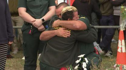 """Hulpverlener Christchurch getuigt: """"Er stroomde een rivier van bloed uit de moskee"""""""
