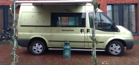 Wensenactie in Rijssen en Holten kwam nooit echt op gang: 'Slechts 20 wensen ingezameld'