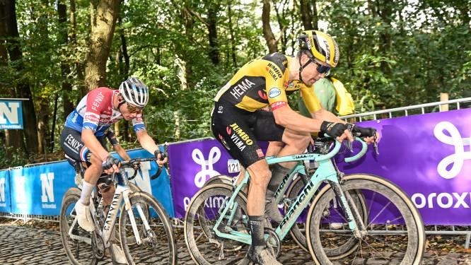 """Roger De Vlaeminck: """"Van Aert was 30% beter dan Van der Poel en wint zondag de Ronde"""""""