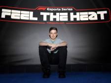 Virtuele kampioen Leigh mag in het echt racen