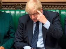 Boris Johnson verliest regie over brexit: parlement grijpt de macht