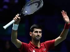 Djokovic leidt Servië naar kwartfinales