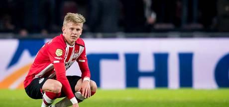 Zinchenko krijgt vrijdagavond  opnieuw speeltijd bij Jong PSV