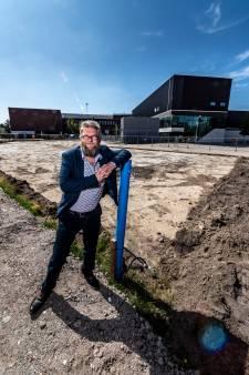 Nieuwbouw Jan Tinbergen College in Roosendaal krijgt vorm